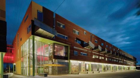 2010 Merit Award - Architect: Alan Eban Brown Architects - Location: Denver, Colorado