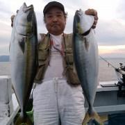 2017年9月9日(土) 五目釣り大漁~(^_^)