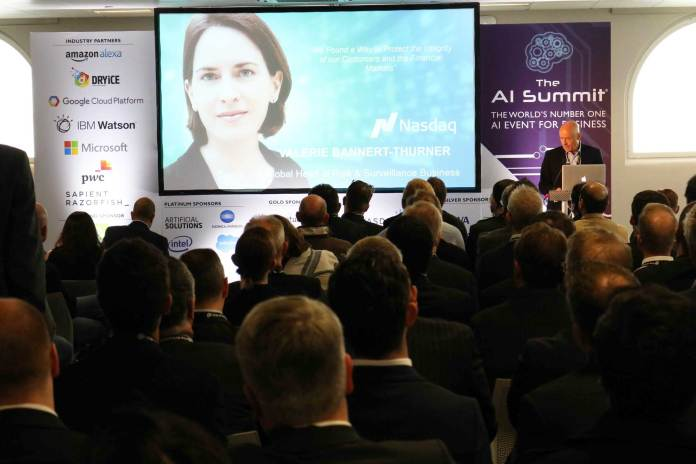 Stream I in full swing at the AI Summit London