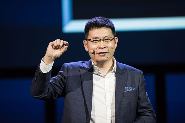 Richard Yu, CEO Huawei Consumer Business Group