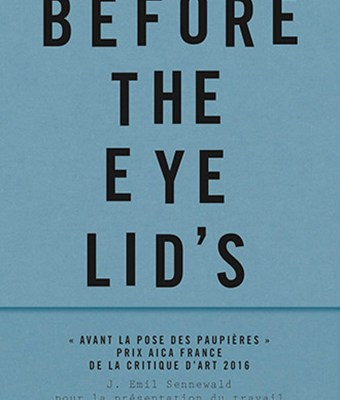 Before The Eyes Lid's Laid de Jens Emil Sennewald