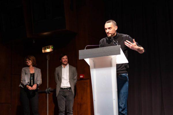 Florian Gaité, Lauréat du Prix AICA-France 2019, Sonia Recasens, Prix Spécial du jury