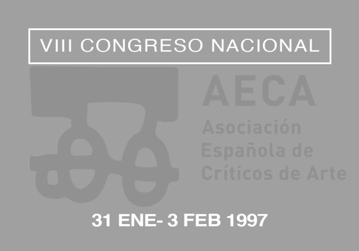 VIII Congreso Nacional de la Asociación Española de Críticos de Arte