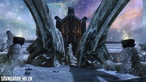 Sovngarde HD 2k | Skyrim Special Edition