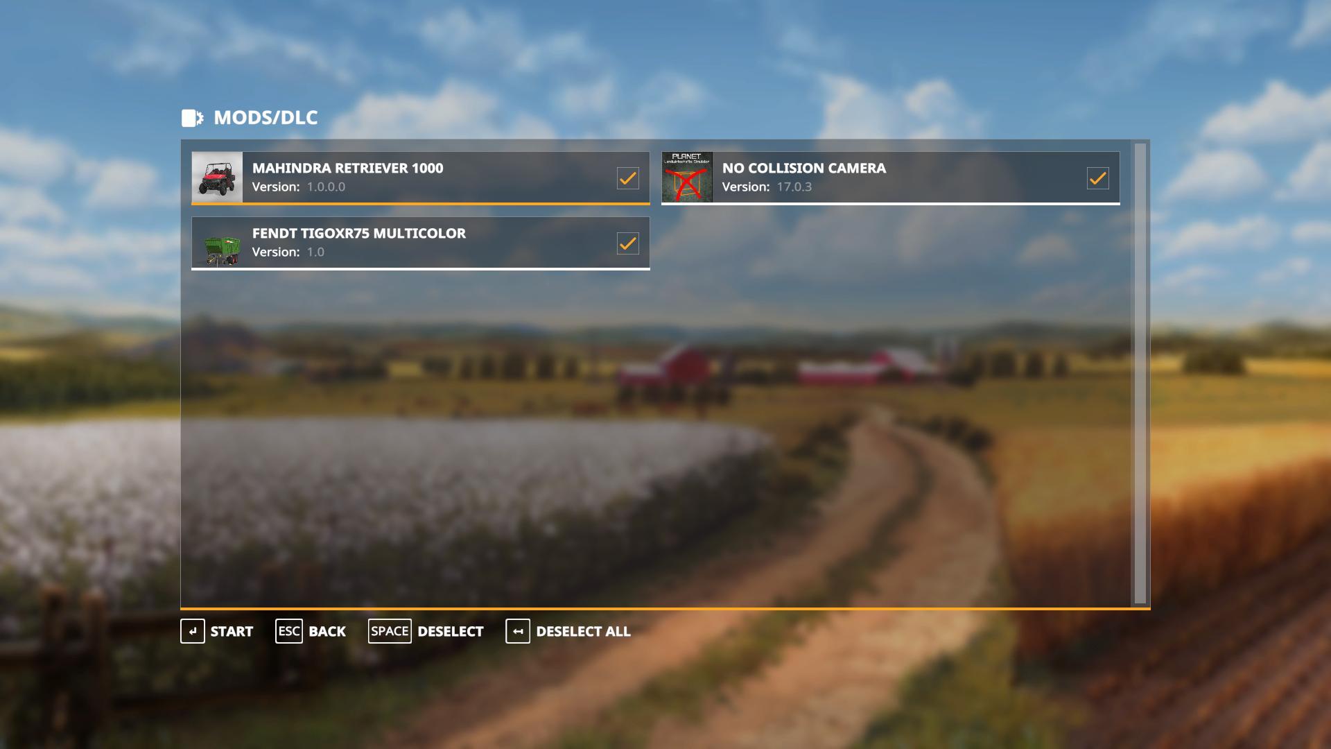 No Collision Camera - Farming Simulator 19 Mods - Ai Cave