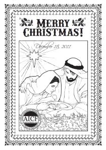 12.18.2011 - Luke 2:1-14 - Good News, Great Joy, Glory to God! (Pastor Brian)