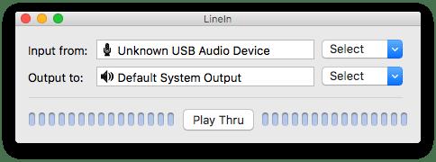 [Mac] ヘッドホンで音楽を聞きながら、外部の音も聞こえるように!