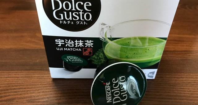 ドルチェグストの抹茶