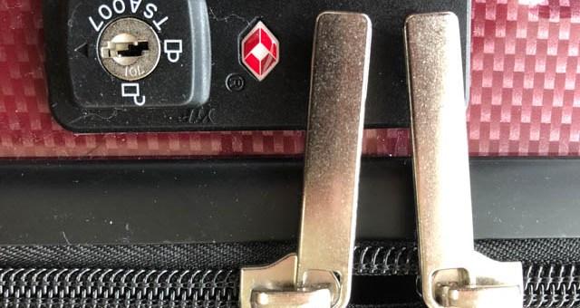 買ってはいけないTSA対応スーツケース