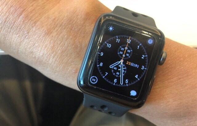 空港での保安検査、Apple Watchを外す?外さない?