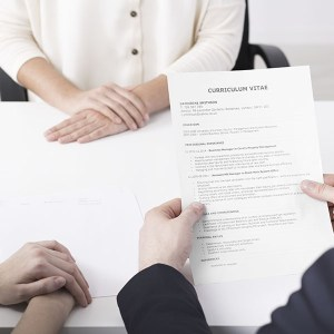 Personalised CV Writing