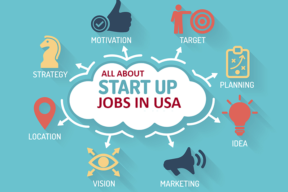 all about start up jobs in USA