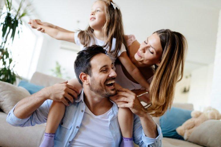 Майка и баща - те дават сила и енергия за живота