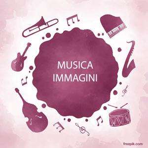 musica e immagini