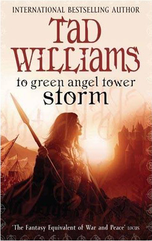 To Green Angel Tower : green, angel, tower, Review:, Green, Angel, Tower:, Storm', Williams, Gooks, Bames