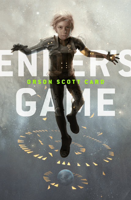 Ender's Game Book Cover
