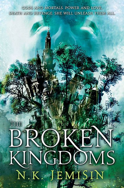 Broken Kingdoms Cover