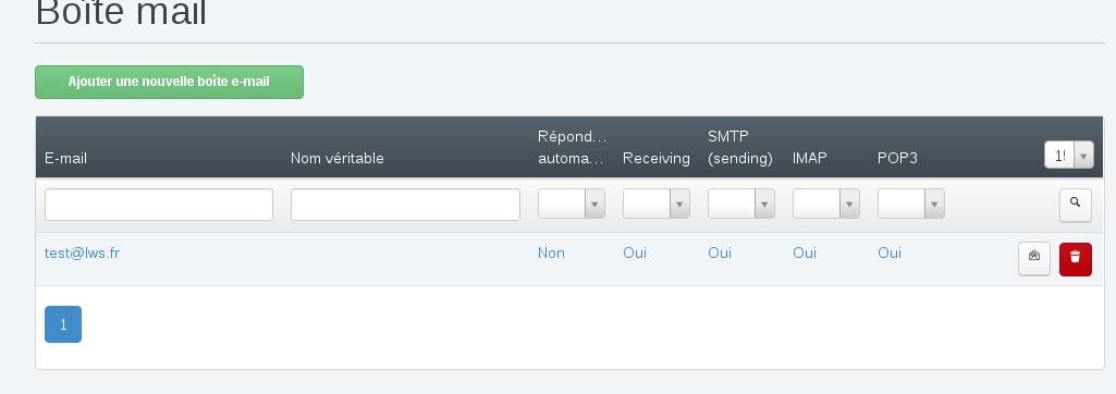 Comment créer une adresse mail dans un serveur dédié VPS ?