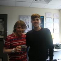Total Vibe – Aiden Grimshaw in Belfast 24 August 2012 ...
