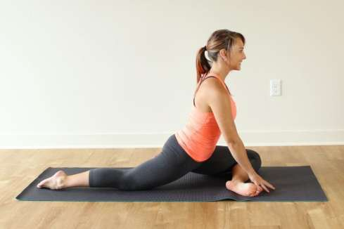 is there is any effective method in yoga for curing knock