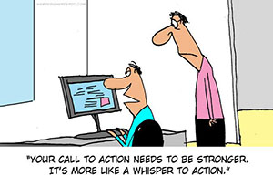Design an effective call to action