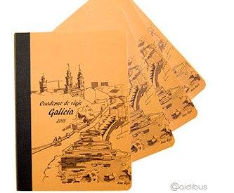 Cuaderno de viaje de Lugo y Ribeira Sacra