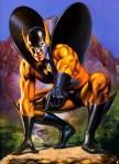 Boris Vallejo - Marvel Comics - X-Men - Yellowjacket