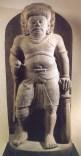 Java (Sigasari) - Shiva Mahakala (Basalto) - séc XVIII