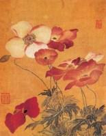 China - Artista: Yun Shouping (1633/1690) - Dinastia Qing