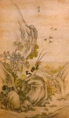 Korea - Artista: Kim Hong-Do (1745/1816) - Dinstia Choson
