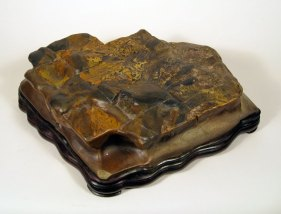 S09 Red River stone8x31x23cm