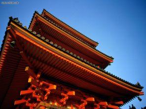 Templo da água pura - Kyoto japan