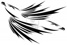 9532930-eagle-symbol-isolated-on-white-for-design--also-as-emblem-or-logo