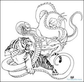 climbing-tiger-tattoo-pictures