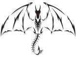 tribal_dragon_red_eyes_tattoo