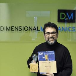 Rajeev Dutt Entrepreneur of the Year Award