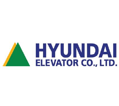 Hyundai Elevator color logo