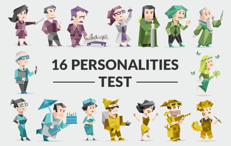 16 Personalities Test