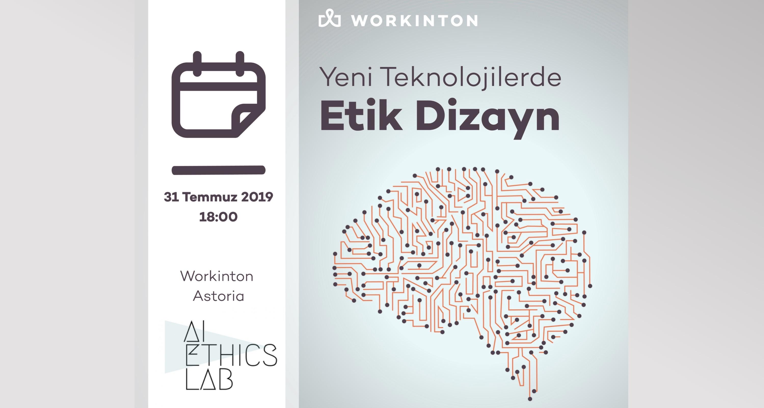 Workinton + AI Ethics Lab Collaboration – 31.7.2019