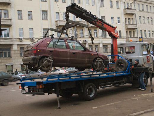 Уйти от слежки: где припарковаться без неприятностей ...