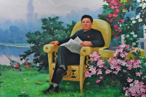 У Ким Чен Нама не обнаружено признаков сердечного приступа ...