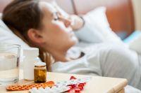 Komplikationer av svininfluensa är farliga för hälsan.