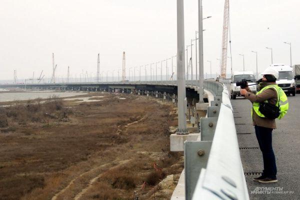 Крымский мост: завершение стройки   ОБЩЕСТВО: События ...