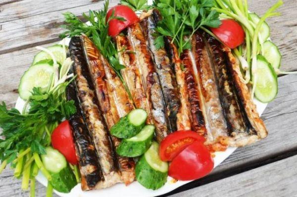 Вкусно и полезно: рецепт скумбрии на гриле | Кухня | АиФ ...