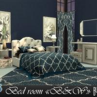 """Мебель для спальни """"B&W"""""""