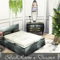 "Мебель для спальни The Sims 4 ""Dream""."