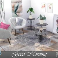 "Набор мебели и декора ""GoodMorning"""