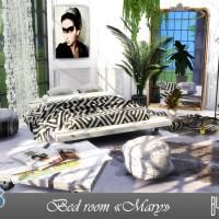 """Набор мебели и декора дляThe Sims 4 """"Mary""""."""