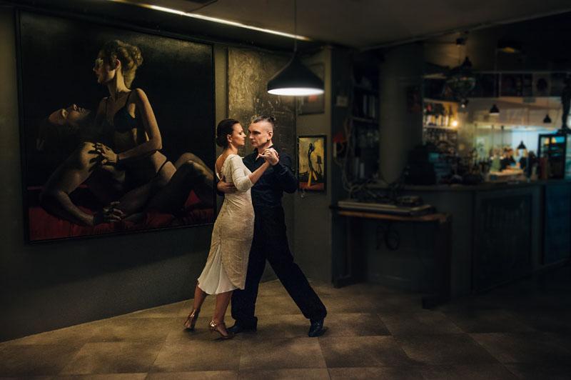 Galleria Riga Tango