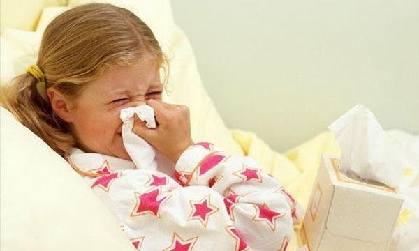 Σε έξαρση οι λοιμώξεις στα παιδιά την προσοχή συνιστούν οι Ω.Ρ.Λ